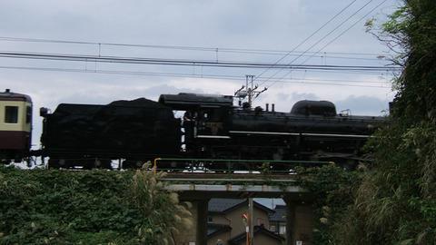 SL越後日本海号 '05 21
